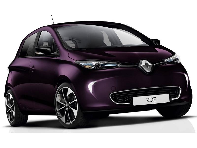 Renault ZOE HATCHBACK 80kW i Dynamique Nav R110 40kWh 22kWCh 5dr Auto