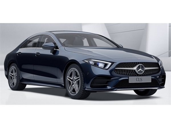 Mercedes-Benz CLS DIESEL COUPE CLS 350d 4Matic AMG Line 4dr 9G-Tronic