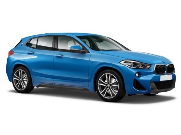 BMW X2 HATCHBACK sDrive 20i M Sport 5dr Step Auto