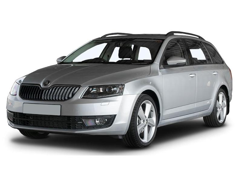 skoda octavia diesel estate 1 6 tdi cr se l 5dr car lease. Black Bedroom Furniture Sets. Home Design Ideas