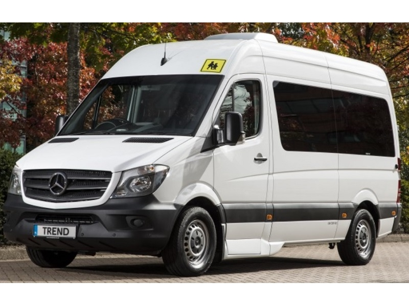 Mercedes-Benz SPRINTER L2 H2 DIESEL TREND SCHOOLBUS  13 seater Minibus conversion - FULLY MAINTAINED