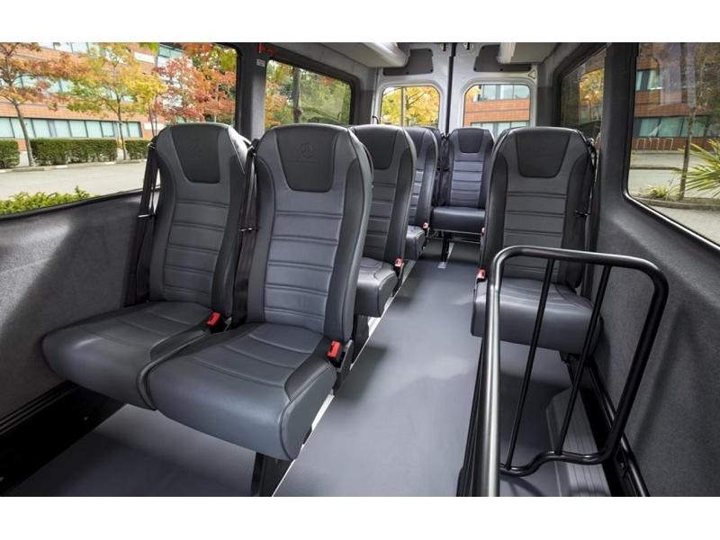 Mercedes Benz Trend Schoolbus