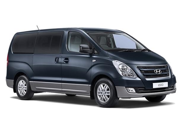 Hyundai I800 DIESEL 2.5 CRDi SE Nav 5dr