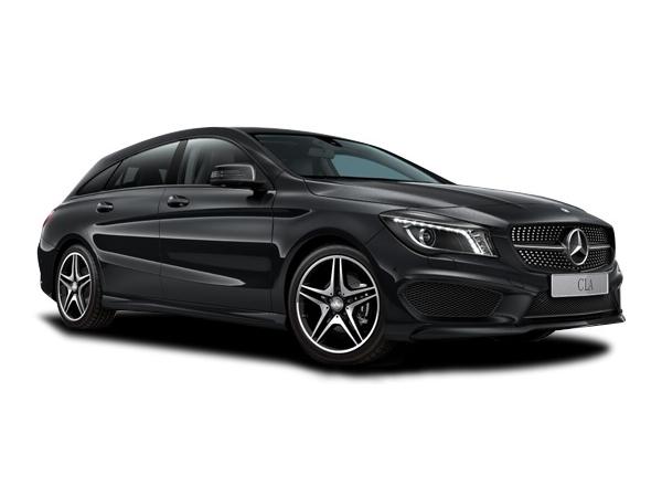 Mercedes-Benz CLA CLASS SHOOTING BRAKE CLA 200 AMG Line Edition 5dr Tip Auto