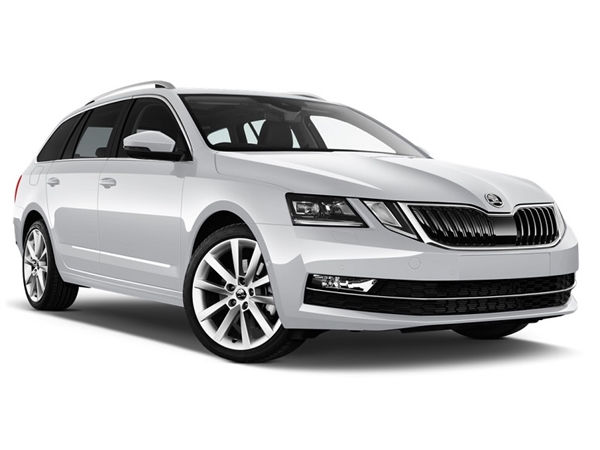Skoda OCTAVIA DIESEL ESTATE 2.0 TDI CR SE L 5dr DSG [7 speed]
