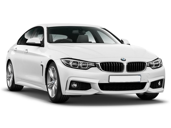BMW 4 SERIES GRAN COUPE 420i M Sport 5dr [Professional Media]