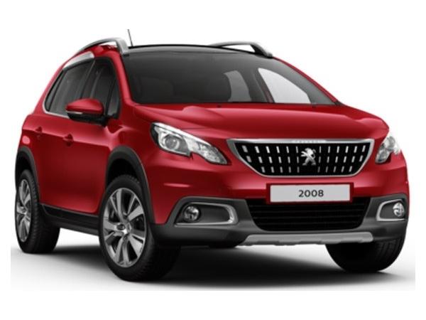 Peugeot 2008 1.2 PureTech Allure Premium 5dr [Start Stop]