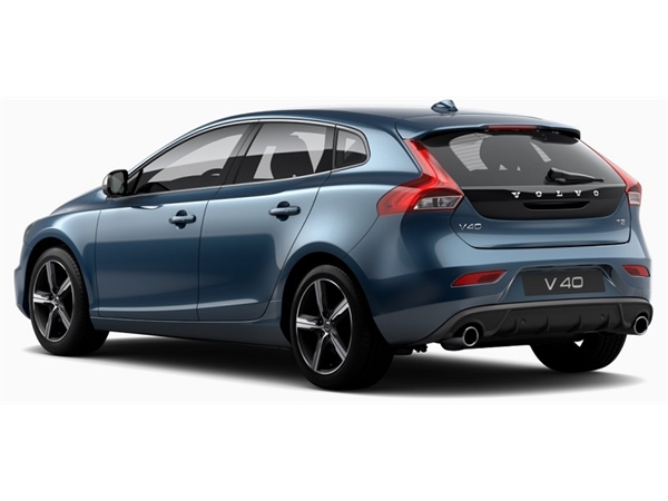 Volvo V40 HATCHBACK T2 [122] R DESIGN Edition 5dr