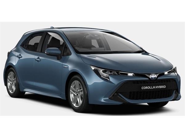 Toyota COROLLA HATCHBACK 1.8 VVT-i Hybrid Icon 5dr CVT