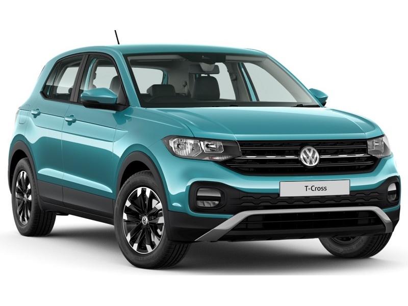Volkswagen T-CROSS ESTATE 1.0 TSI S 5dr