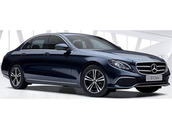 Mercedes-Benz E CLASS SALOON E 200 SE 4dr 9G-Tronic