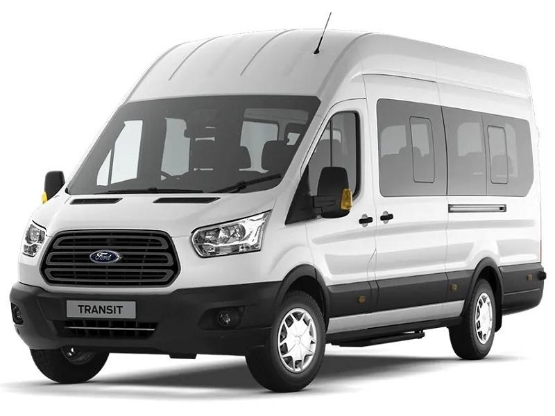 Ford TRANSIT 460 L4 MINIBUS DIESEL RWD 2.0 EcoBlue 130ps H3 17 Seater Trend