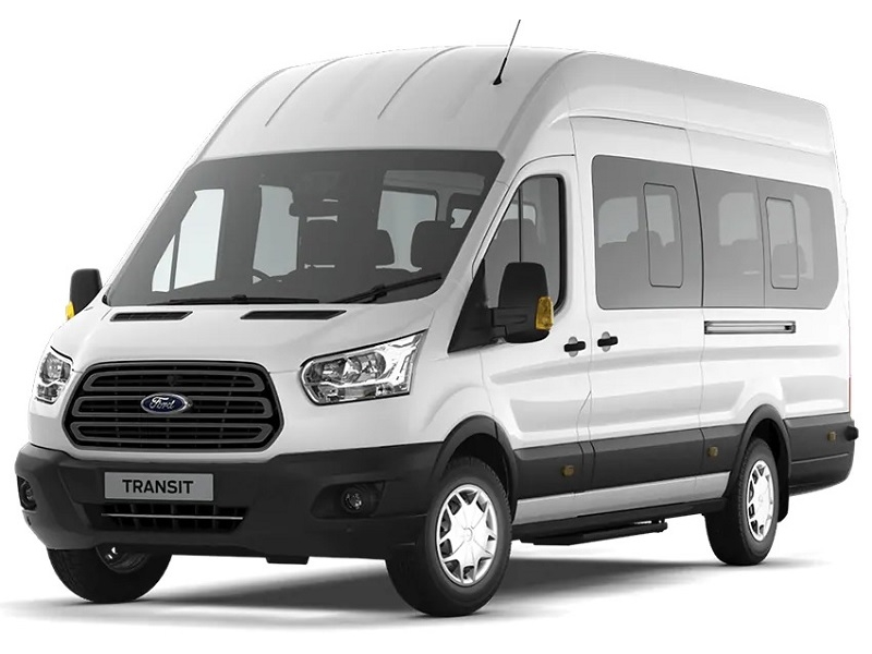 Ford TRANSIT 460 L4 MINIBUS DIESEL RWD 2.0 EcoBlue 130ps H3 17 Seater Trend