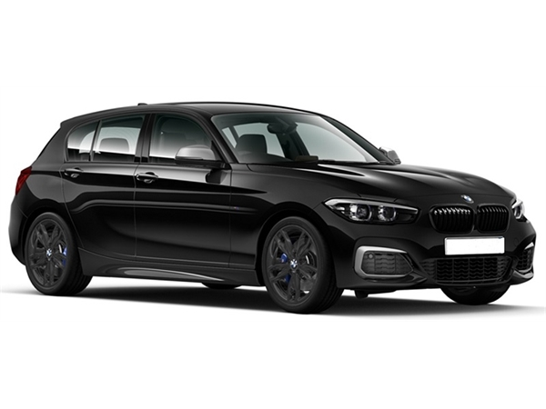BMW 1 SERIES HATCHBACK SPECIAL EDITION M140i Shadow Edition 5dr Step Auto