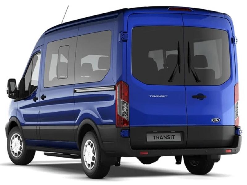 Ford TRANSIT 350 L2 MINIBUS DIESEL RWD 2.0 EcoBlue 130ps H2 11 Seater Trend