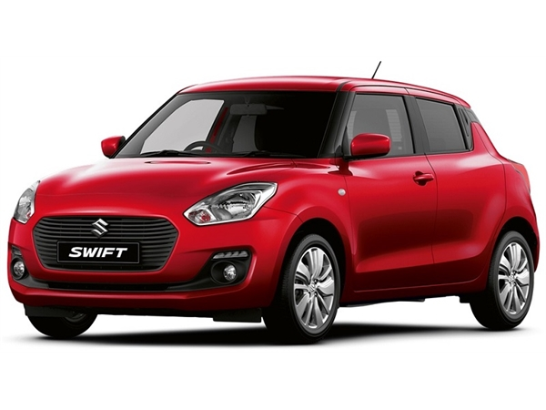 Suzuki SWIFT HATCHBACK 1.0 Boosterjet SZ-T 5dr