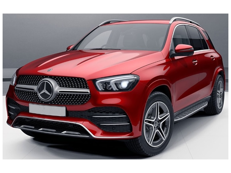 Mercedes-Benz GLE DIESEL ESTATE GLE 300d 4Matic AMG Line 5dr 9G-Tronic [7 Seat]