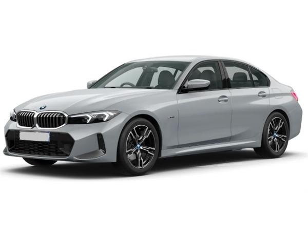 BMW 3 SERIES SALOON 330e M Sport 4dr Step Auto