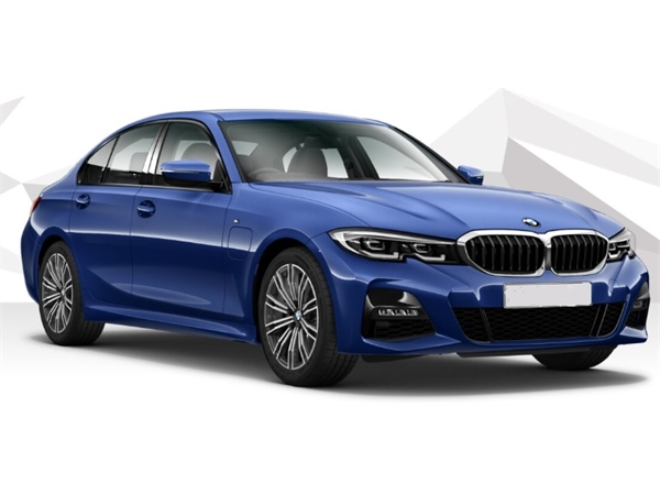 BMW 3 SERIES SALOON 330e M Sport 4dr Step Auto - NEW MODEL
