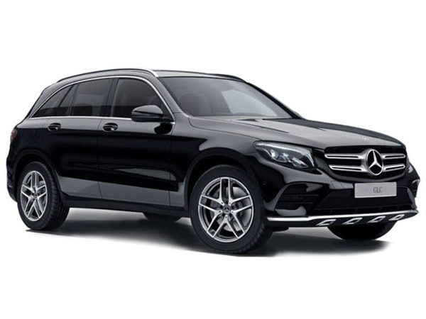 Mercedes-Benz GLC ESTATE GLC 250 4Matic AMG Line 5dr 9G-Tronic