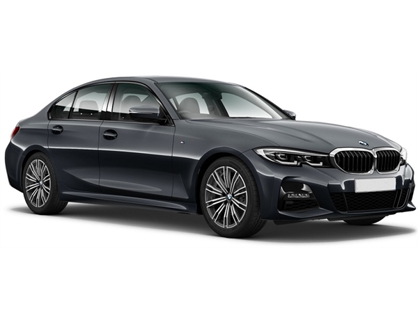 BMW 3 SERIES SALOON 320i M Sport 4dr Step Auto - NEW MODEL