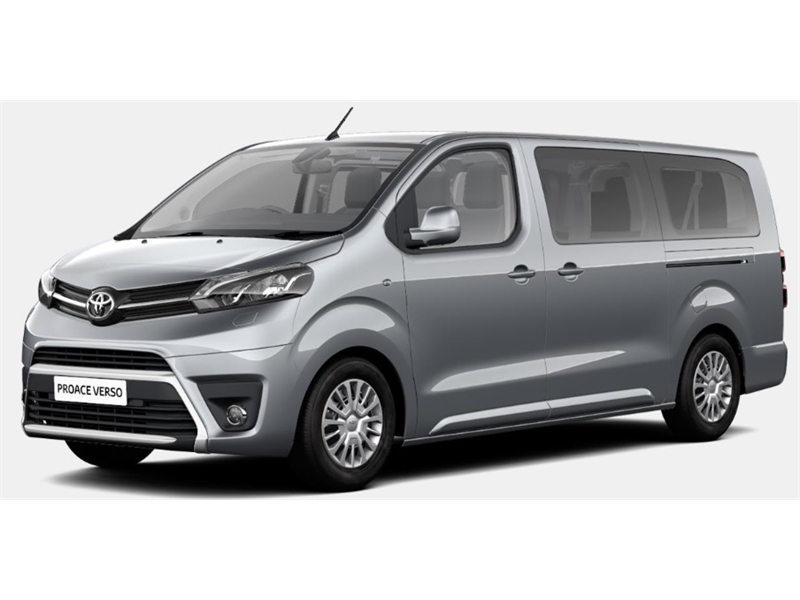 Toyota PROACE VERSO DIESEL ESTATE 2.0D Shuttle Long [Nav] 5dr