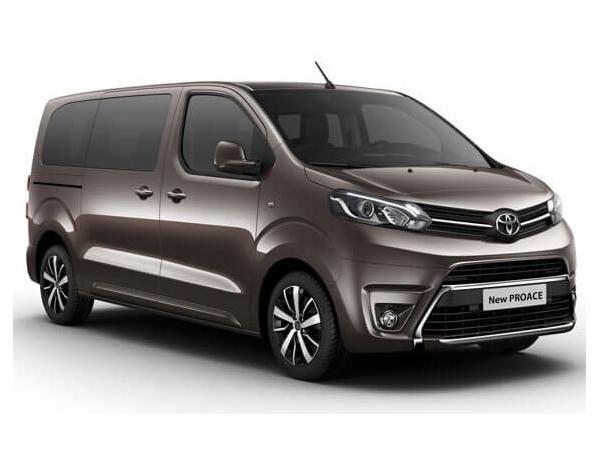 Toyota PROACE VERSO DIESEL 2.0D Shuttle Long [Nav] 5dr