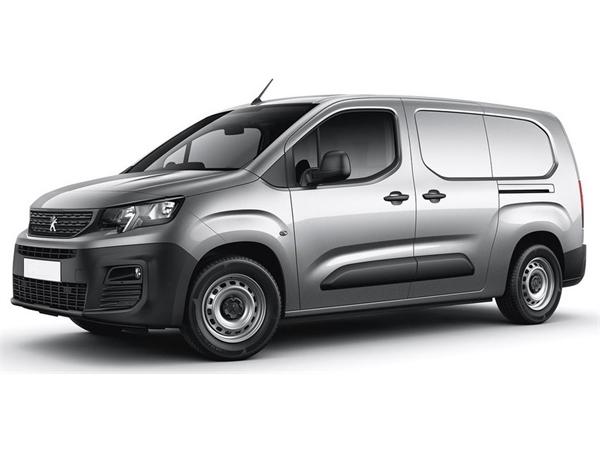 Peugeot PARTNER STANDARD DIESEL 1000 1.6 BlueHDi 100 Grip Van