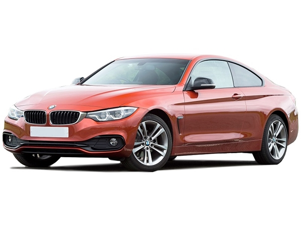 BMW 4 SERIES COUPE 420i M Sport 2dr Auto [Professional Media]