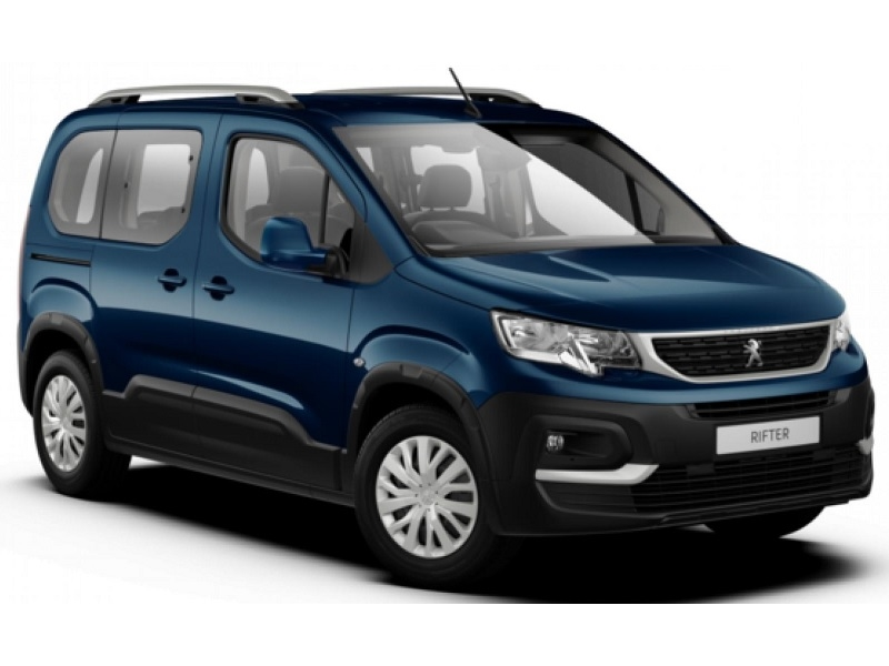 Peugeot RIFTER DIESEL ESTATE 1.5 BlueHDi 100 Active [7 Seats] 5dr