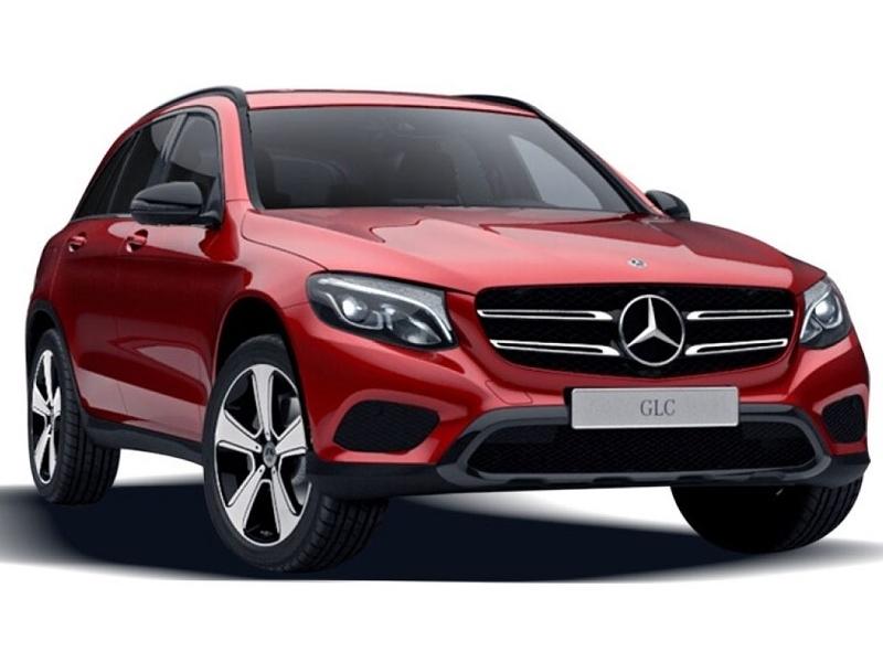 Mercedes-Benz GLC ESTATE SPECIAL EDITION GLC 220d 4Matic Urban Edition 5dr 9G-Tronic