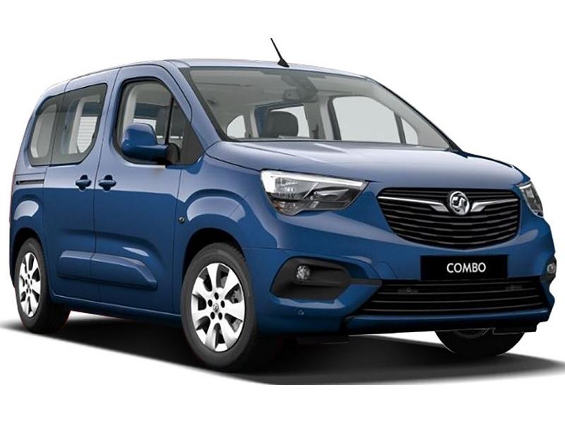 Vauxhall COMBO LIFE DIESEL ESTATE 1.5 Turbo D Energy 5dr [7 seat]