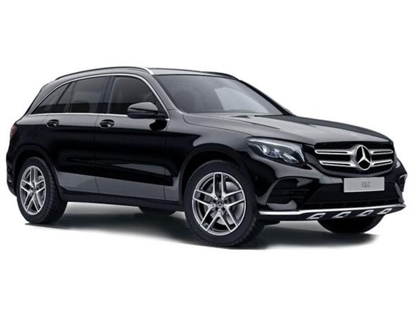 Mercedes-Benz GLC DIESEL GLC 220d 4Matic AMG Line 5dr 9G-Tronic