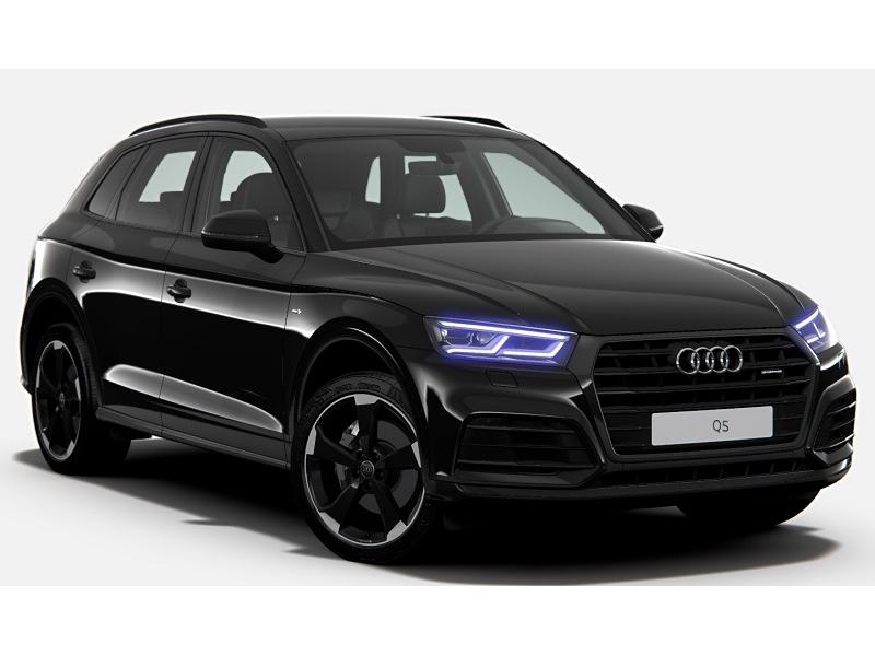 Audi Q5 50 TFSI e Quattro Black Edition 5dr S Tronic