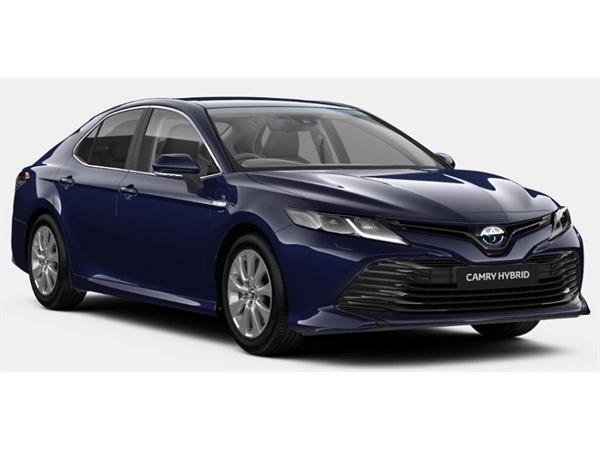Toyota CAMRY SALOON 2.5 VVT-i Hybrid Design 4dr CVT