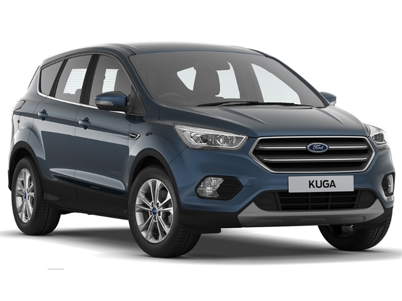 Ford KUGA ESTATE 1.5 EcoBoost Titanium Edition 5dr 2WD