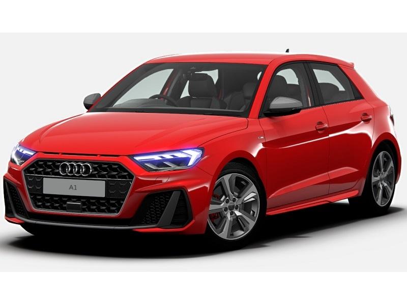 Audi A1 SPORTBACK 40 TFSI S Line Competition 5dr S Tronic