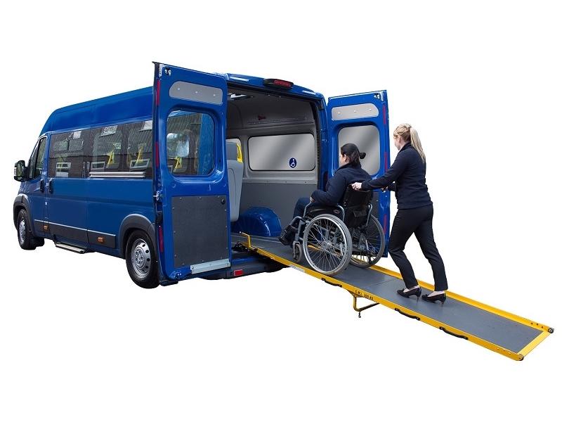 Citroen RELAY 35 L2 DIESEL 2.2 BlueHDi H1 Van 140ps Enterprise 12 Seat Accessible Minibus