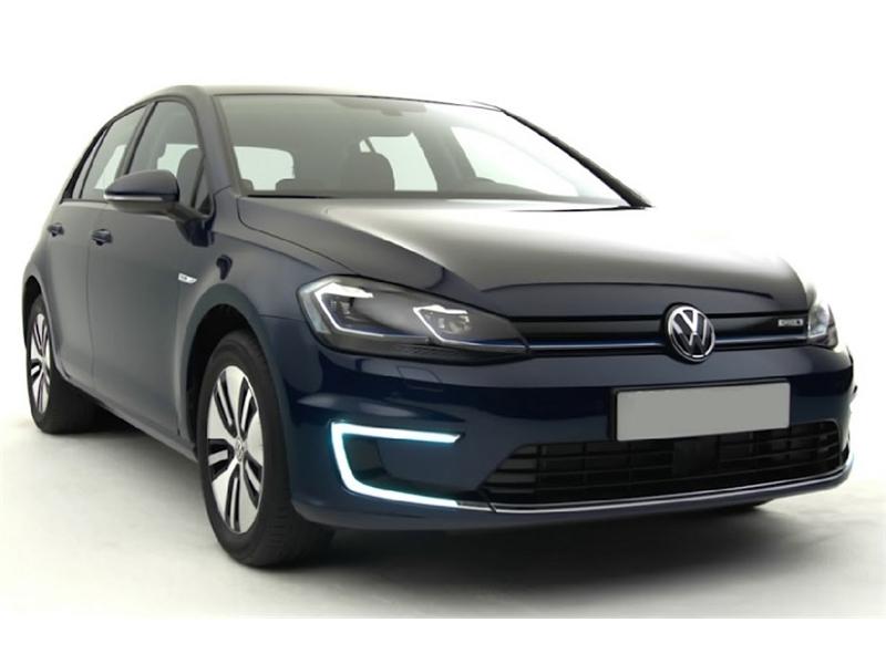 Volkswagen GOLF HATCHBACK 99kW e-Golf 35kWh 5dr Auto