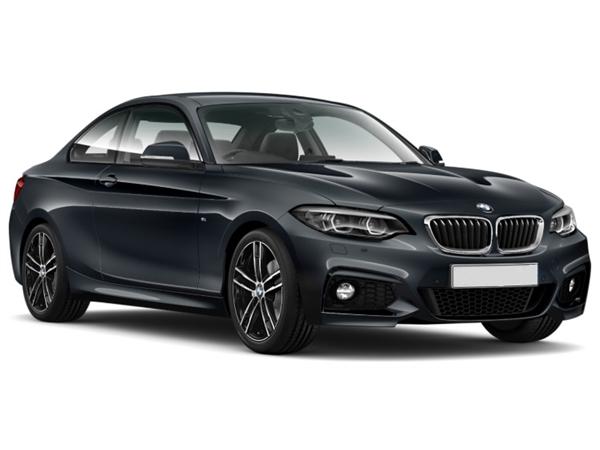 BMW 2 SERIES DIESEL COUPE 218d M Sport 2dr Step Auto [Nav]