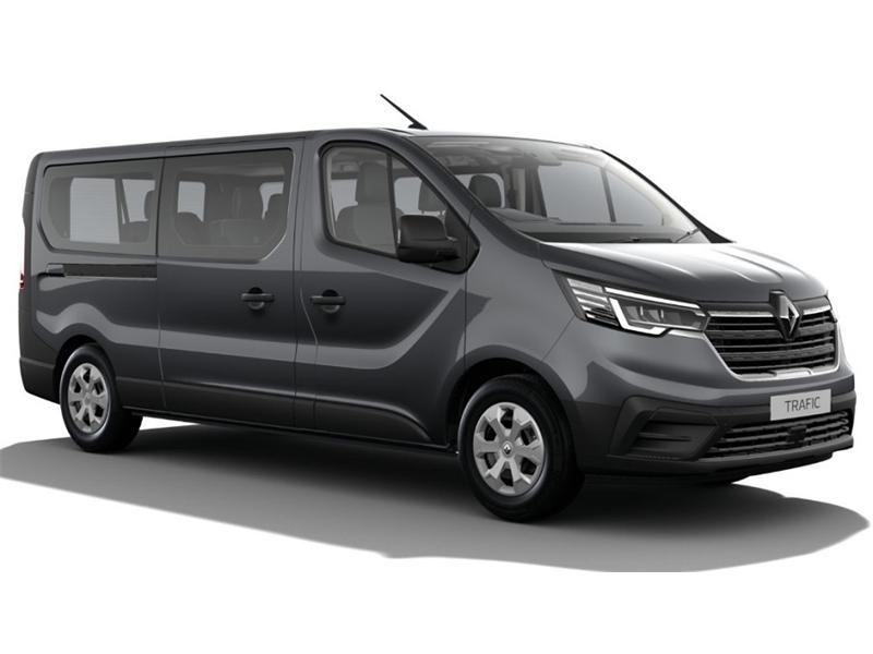 Renault TRAFIC LWB MINIBUS DIESEL LL30 ENERGY dCi 120 Business 9 Seater