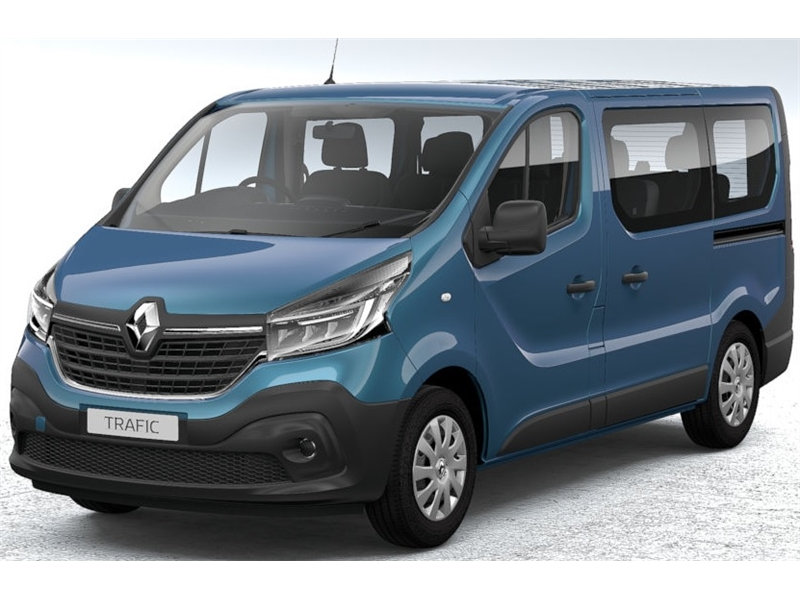 Renault TRAFIC SWB MINIBUS DIESEL SL28 ENERGY dCi 120 Business 9 Seater