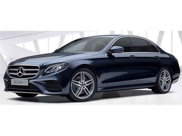 Mercedes-Benz E CLASS DIESEL SALOON E300de AMG Line 4dr 9G-Tronic