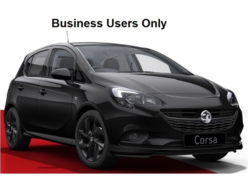 Vauxhall CORSA HATCHBACK 1.4 SRi Vx-line Nav Black 5dr