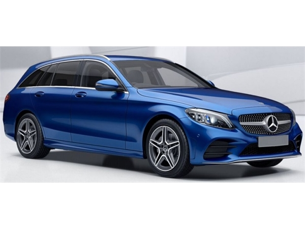 Mercedes-Benz C CLASS DIESEL ESTATE C300de AMG Line Edition 5dr 9G-Tronic