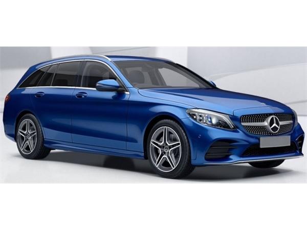 Mercedes-Benz C CLASS ESTATE C300e AMG Line Edition 5dr 9G-Tronic
