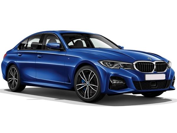 BMW 3 SERIES DIESEL SALOON 320d M Sport 4dr Step Auto