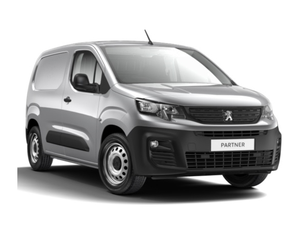 Peugeot PARTNER STANDARD DIESEL 1000 1.5 BlueHDi 100 Professional Van - FULLY MAINTAINED