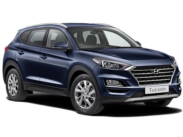 Hyundai TUCSON DIESEL 1.6 CRDi 48V MHD SE Nav 5dr 2WD - Hybrid