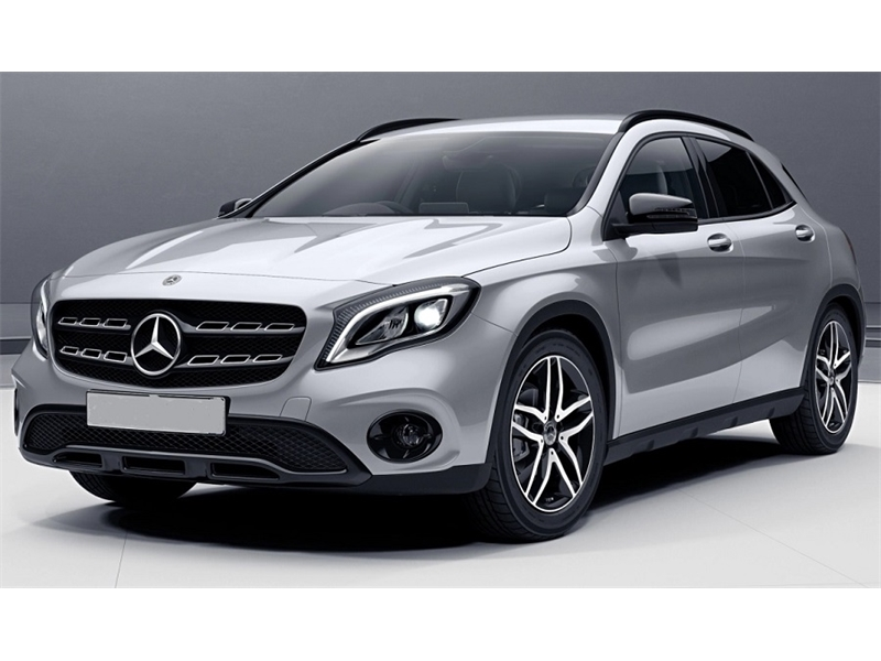 Mercedes-Benz GLA CLASS HATCHBACK GLA 200 AMG Line Edition Plus 5dr Auto Night Pack